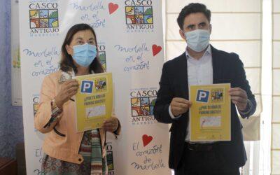 Firma del convenio con Empark Aparcamientos.