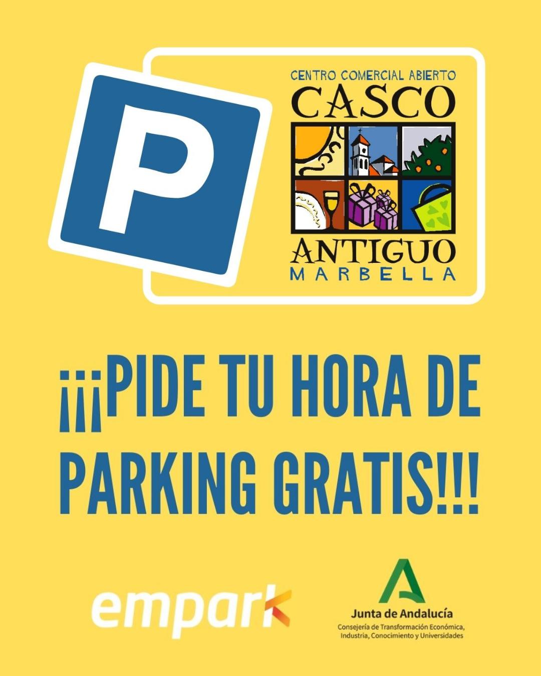 promocion aparcamiento